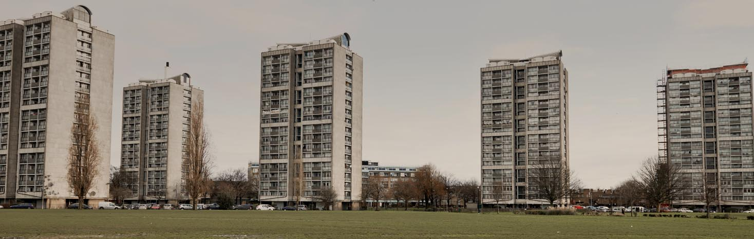 five tower blocks in a row 1468by465